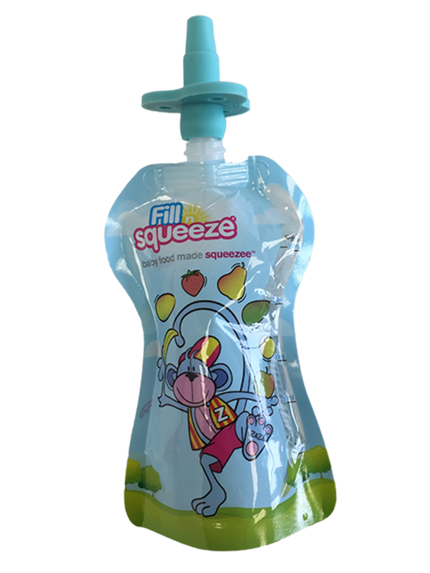 Ustnik do saszetek, Fill'n Squeeze